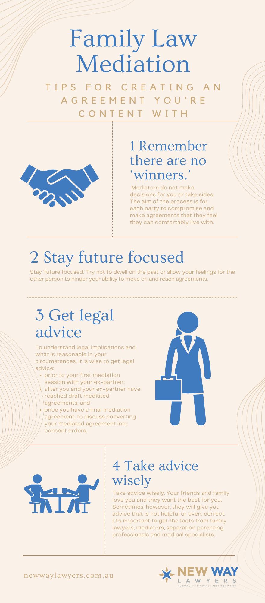 family law mediation tips