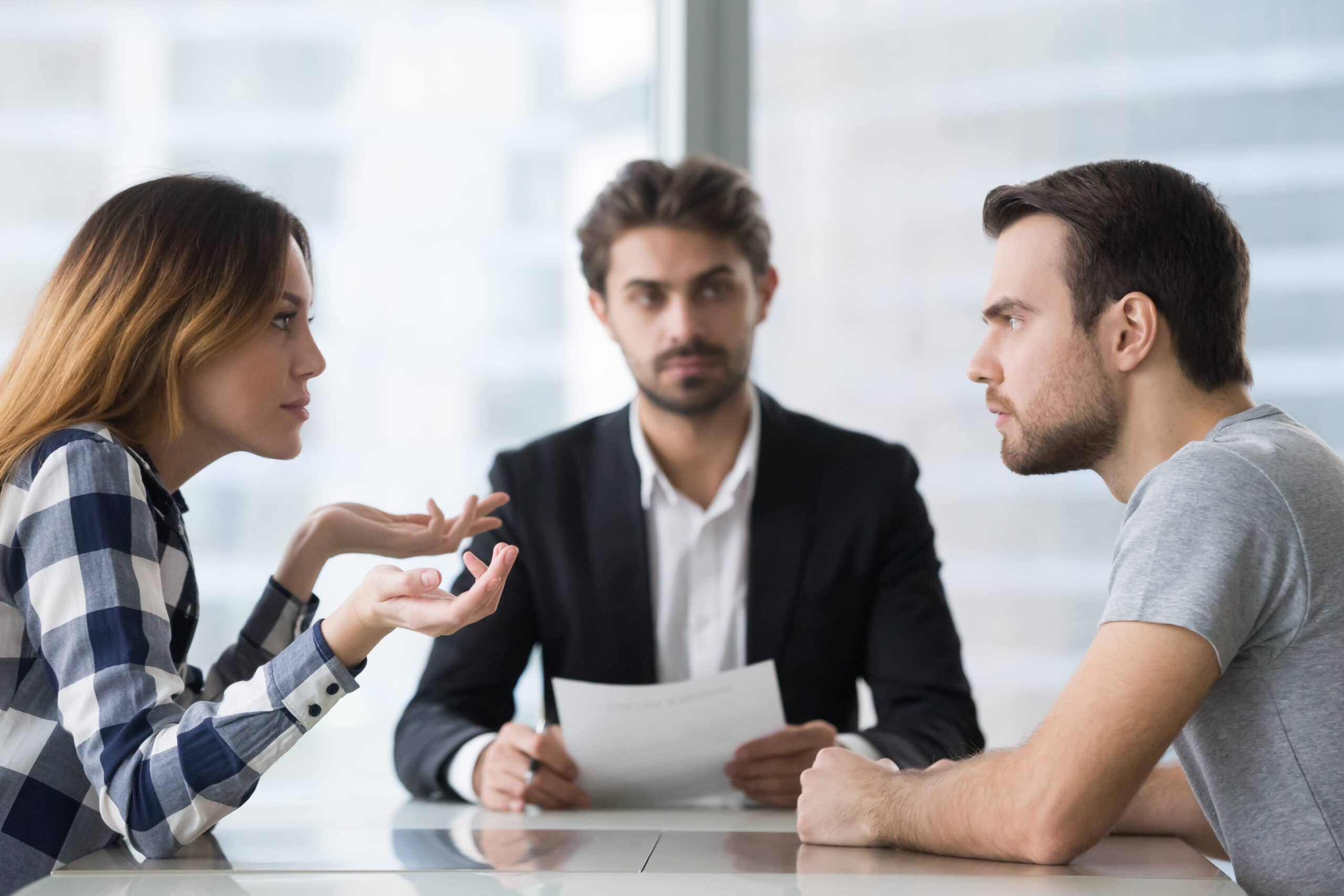 family law mediation agreement